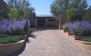 Lavender Driveway