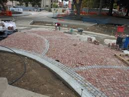 Porphyry-Paving-installation